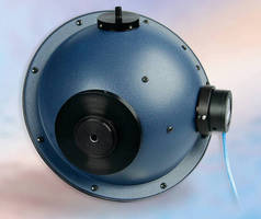 Calibrated Sphere Detectors measure output of light sources.