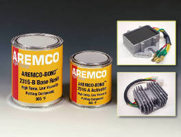 Epoxy Potting Compound suits applications up to 365°F.