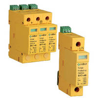 Surge Protectors target PV systems.