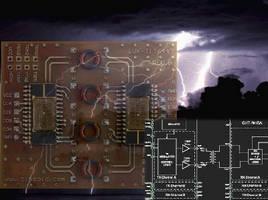 Transceiver IC Evaluation Kit offers 2.5 kV galvanic isolation.