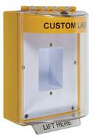 Waterproof Plastic Cover provide indoor/outdoor protection.