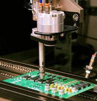 Film Coater provides 99% fluid transfer efficiency.