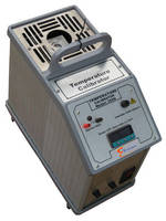 Portable Dry Block Calibrators cover 10 to 350°C range.