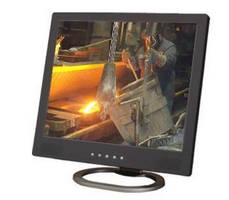Touchscreen LCD Monitor provides 1,280 x 1,024 resolution.