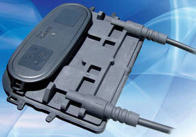 IP68-Rated Junction Box is designed for crystalline PV modules.