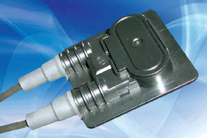 PV Junction Box supports thin film modules.