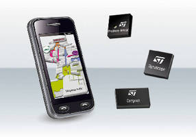 MEMS Sensor System enables navigation in portable devices.