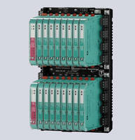 Compact Power Hub delivers redundant power to Fieldbus systems.