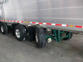 High-Lift Suspension System extends tire and trailer life.