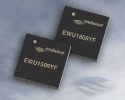 Upconverter MMICs extend to 24 GHz.