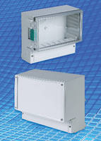 Wall Mount Enclosures feature IP65 protection rating.