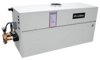 Commercial Water Heaters are built for accessibility and capacity.
