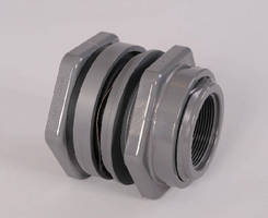 Compression Fittings are rated to 150 psi non-shock at 70°F.