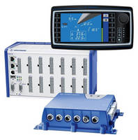 Mobile Machine Control System has scalable, modular design.