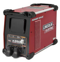 Robotic Welding Power Supply delivers fast arc response.