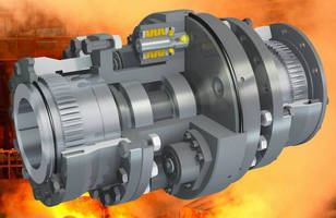 Torque Limiting Clutch is designed for heavy duty use.