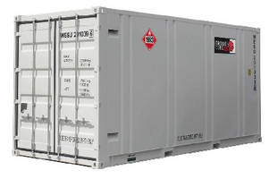 Containerized Fuel Tanks have CSC and UL 142 certifications.