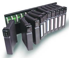 I/O and Power Supply Modules supplement RTU capabilities.
