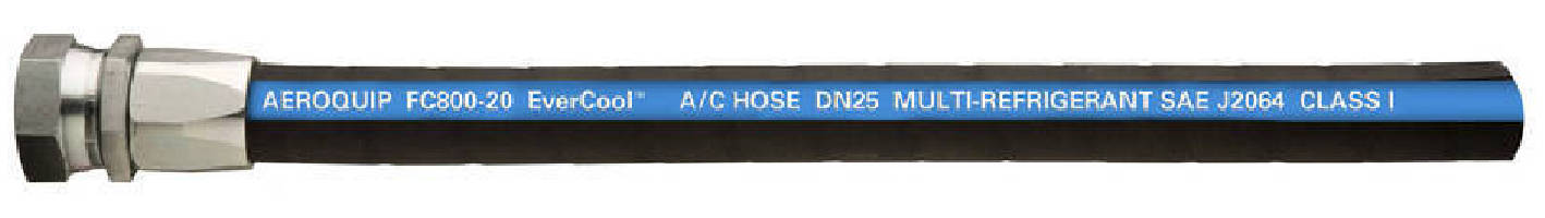 Refrigerant Hose minimizes permeation of greenhouse gases.