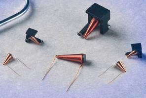 Broadband Conical Inductors offer range of design options.