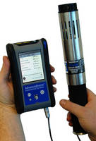 Portable Data Collection Meter serves IAQ/HVAC applications.