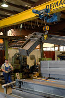 Demag Overhead Bridge Crane Kits Allow Quick Installation of 3, 5 and 10 Ton Capacity Overhead Cranes