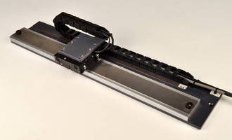 Linear Motor Stage has hybrid motor design.