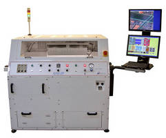 Selective Soldering System delivers dual lane processing.