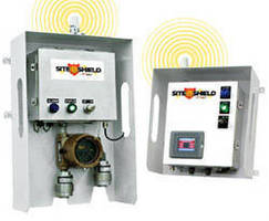 Gas, Flame Detection System is solar-powered and wireless.