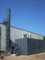 Regenerative Thermal Oxidizers offer 97% energy recovery.