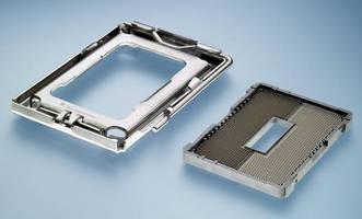 Surface-Mount LGA Socket targets Opteron 6000 processor.