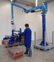 Ergonomic Manipulator handles up to 880 lb.