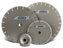 Diamond Wheels are engineered for metal applications.