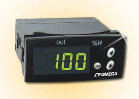 OMEGA Introduces Relative Humidity On/Off Controller
