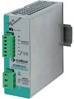 Two-Phase Input Power Supplies have compact design.