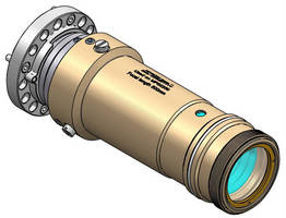 Telephoto Lens furthers real-time particle size measurement.