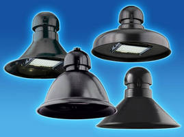 Street/Area Lighting LED Luminaires enhance outdoor visibility.