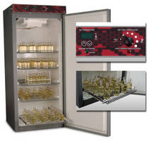 Thermoelectric Cooled Incubator has power conserving design.
