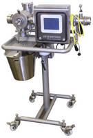 Metal Detector keeps liquid and pasty food free of contaminants.