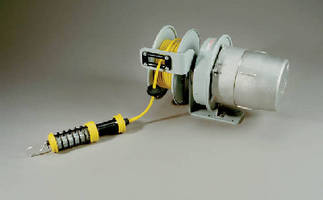 Explosion Proof Retractable Power Cord Reels Meet NEC Requirements for Class I Division 1 Hazardous Locations