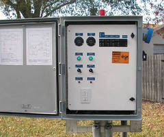 Conversion Panels convert single-phase input into 3-phase output.