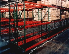 Storage Racks are available in two versions.