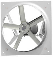 Direct-Drive Panel Fans offer efficient, quiet operation.