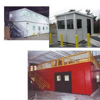 In-Plant Modular Offices Offered in Small to Multi Office Complexes from Southland Equipment Service