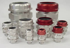 Appleton Cable Glands Now Feature Electroless Nickel Plating for Superior Corrosion Resistance