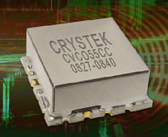 Voltage Controlled Oscillator operates from 827-840 MHz.