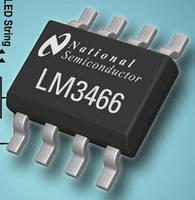 LED Driver equalizes current between multiple LED strings.