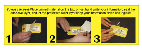 SAFETYCAL Receives Patent for New Industrial Identification Tag