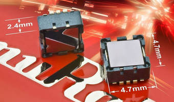Pyroelectric IR Sensors feature surface mount design.