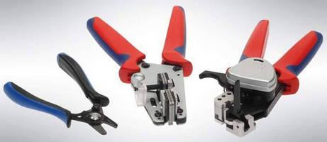 Cable Cutting Tool facilitates polymer optic fiber assembly.